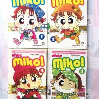 Miko đời đầu 4 tập của 1.janvier tại Cần Thơ - 2129435