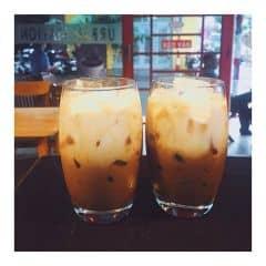 Milk coffee của Lê Hồ tại Urban Station Coffee Takeaway - Tô Hiến Thành - 1495839
