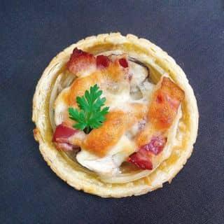Mini puff pastry pizza của ihanhlai tại 0908949947, Quận 1, Hồ Chí Minh - 2899329