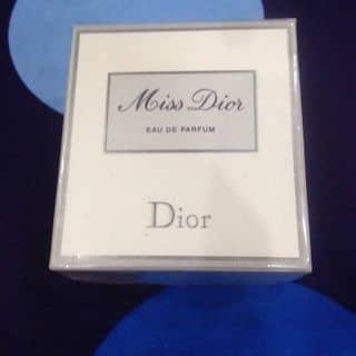 Miss dior EDP 75ml của huynhnhuhn96 tại Hồ Chí Minh - 2822671