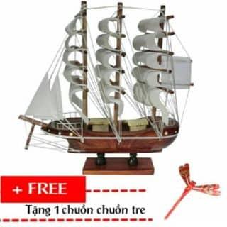Mô hình thuyền cực đẹp nha gỗ tự nhiên luôn của thuhuyen246 tại Lâm Đồng - 2568201