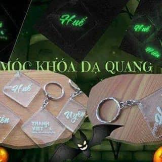 MÓC KHÓA DẠ QUANG IN TÊN THEO YÊU CẦU của phamanhthu11 tại Hồ Chí Minh - 2710631