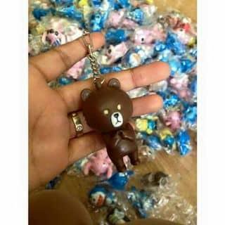 Móc khóa line gấu thỏ của boconganh11087 tại 0911359297, Quận 3, Hồ Chí Minh - 2214534