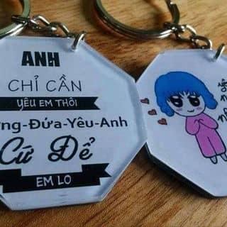 Móc khóa mica in hình của anhngoc605 tại Mộc Châu, Huyện Mộc Châu, Sơn La - 1479742
