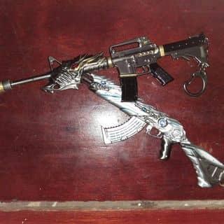 Móc khóa súng vip của buinguyenhoang tại Quảng Bình - 1877002