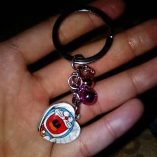 Móc khóa tim tim hình đoremon... của muoigiohoa tại Đắk Lắk - 1010633