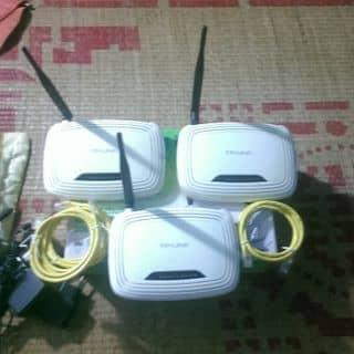 Modem wifi tplinh của admino tại 399 Lê Quý Đôn, Thành Phố Thái Bình, Thái Bình - 1497227