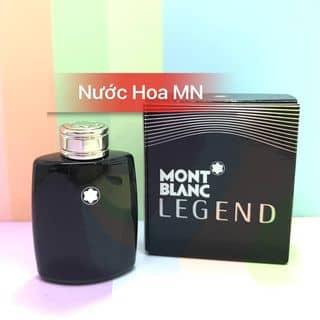 Mont Blanc Legend 5ml của bttthao92 tại 766 Sư Vạn Hạnh, Phường 10, Quận 10, Hồ Chí Minh - 2909057