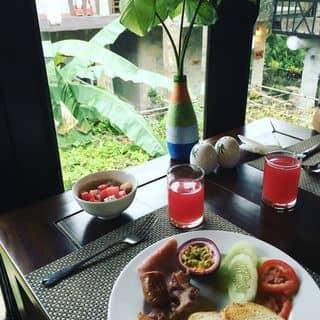 Morning buffet :x của nguyenthuthu1312 tại Bản Nà Thia,  Xã Nà Phòn, Huyện Mai Châu, Hòa Bình - 904218
