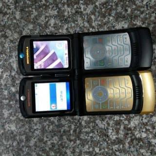 Motorola V3i và V3i Gold của nguyenquan263 tại 1 Trần Hưng Đạo, Phường 3, Thành Phố Sóc Trăng, Sóc Trăng - 1260466
