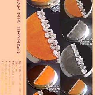 mousse bắp mix tiramisu của thutth2782 tại 0933348424, 194 Cô Giang, Quận 1, Hồ Chí Minh - 1922627