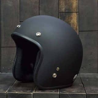 Mũ 3/4 đen nhám của ngochanh2910 tại Hồ Chí Minh - 2988407