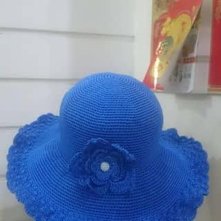 Mũ handmade móc bằng sợi by gấu yêu handmade 🌸 0907653959 🌸 của nguyenhanh570 tại Đắk Lắk - 2288599