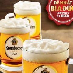 German Beer Promotion  Krombacher draught beer  78.000++/ly  108.000++/vại   Gartenstadt Restaurant 34 Đồng Khởi, Quận 1, TP.HCM (84.8) 3824 1248 Gửi Inbox liên hệ với Ad tại: https://goo.gl/n4aw9p Hướng dẫn đường đi: https://goo.gl/ud75Sp http://gartenstadt.wmcvietnam.com #WMCGroup_Promotions, #windsor, #restaurant, #ducbao, #gartenstadt