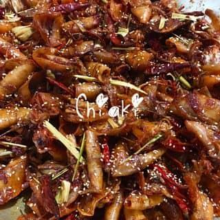 Mực Rim xả ớt của chiakitrasua tại 217 Tôn Thất Thuyết, Thành Phố Đông Hà, Quảng Trị - 2335747