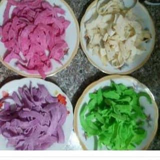 Mứt dừa non đủ màu sắc của hoaithanhthanh tại 22 Phan Đình Phùng, Thành Phố Hà Tĩnh, Hà Tĩnh - 2129956