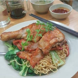 Mỳ Đùi gà nướng của buigiahao tại 123 Cống Quỳnh, Quận 1, Hồ Chí Minh - 2501015