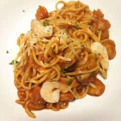 Mỳ í hải sản của chinsu94 tại Pepperonis Restaurant - Giảng Võ - 819673