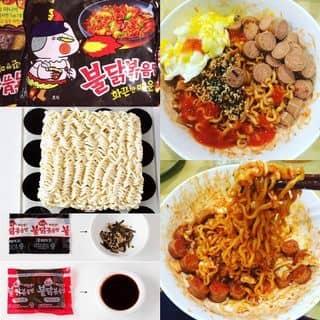 Mỳ samyang truyền thống của nhinho886 tại Hà Tĩnh - 1722420