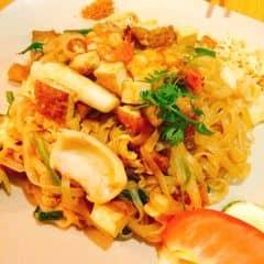 Mỳ xào hải sản (trong menu có tên tiếng thái) của Hang Gates tại Thai Express - Đinh Tiên Hoàng - 1511672