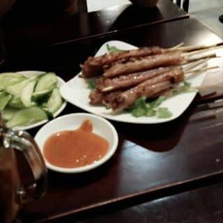 Nem chua nướng của anhtung10 tại 94 Quang Trung ( hòa phong cũ ), Thành Phố Việt Trì, Phú Thọ - 406249