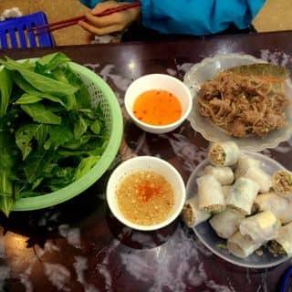 Nem cuốn + nem nướng của heoconbaby96 tại Chợ Vườn Hoa (mới), Thành Phố Thanh Hóa, Thanh Hóa - 2123421