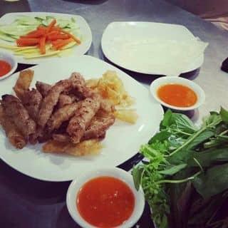 Nem nướng của cobehaydoihonhp9x tại 25 Lê Lợi, Thành Phố Nha Trang, Khánh Hòa - 692857