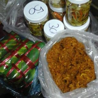 nem sg,bò khô,chả,kim chi,dưa món của beti93 tại Đắk Lắk - 2495548