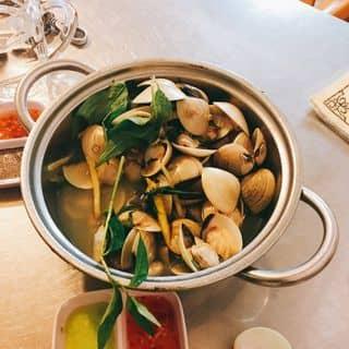 Nghêu hấp xả của gau.luv.su tại 183 Trần Phú, Thành Phố Buôn Ma Thuột, Đắk Lắk - 2584145