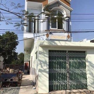 Nhà e xây đã xong 1 trệt 1 lầu và 5 phòng trọ dt 150m thổ cư 100% ngang 5m  Mặt tiền đường Nguyễn công trứ đông hoà  Xin liên hệ 0987106785 của nguyenthingocanh34 tại Bình Dương - 2560399