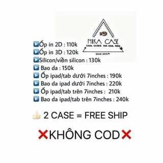 Nhận đặt in ốp điện thoại theo yêu cầu của truonglinhmiu tại Hồ Chí Minh - 2090086