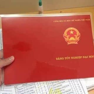 Nhận làm văn bằng, chứng chỉ và tất cả các loại giấy tờ khác của khuuhaihiep1955 tại Quận 1, Quận 1, Hồ Chí Minh - 2854110