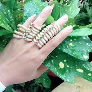 Nhẫn ngà voi kết hợp lông đuôi voi bọc vàng của nguyenha1368 tại Đắk Lắk - 3192891