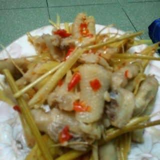 Nhận order Chân gà sả ớt chua chua ngọt ngọt giòn của tuyetlovedn tại Đà Nẵng - 1719982