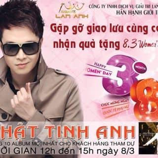 NHẬN QUÀ CÙNG VÀ CHỤP HÌNH CÙNG CS NHẬT TINH ANH của minhcongproduction tại Đồng Nai - 2800698