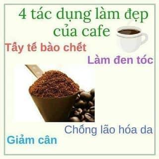 Nhanh tay hết hàng....có bạn nào đã biết hết tác dụng làm đẹp của cà phê chưa... của dukitran tại Hồ Chí Minh - 2912688