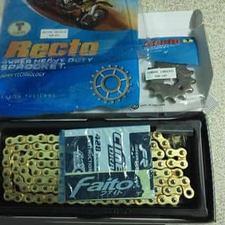 Nhông sên đĩa 9 ly Exc 150 cc của mrhieu88 tại Hồ Chí Minh - 3418158