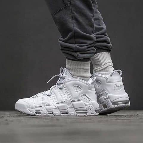 ... NIKE AIR MORE UPTEMPO TRIPLE WHITE - 6007989 lchistore - Lchistore - Hà  Nội ... 5a29be8af