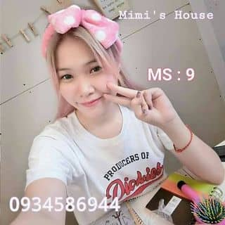 Nơ vén tóc (Hàng Thái) của hoangvy95 tại Cư xá Thanh Đa, phường 27, Quận Bình Thạnh, Hồ Chí Minh - 811646