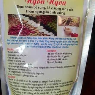 Nông sản sạch , bột ngũ cốc dinh dưỡng 12 vị lợi sữa tăng cân , vong1  của bonglan91 tại An Giang - 3104883