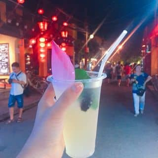 Nước chanh xả  của phuonganhle121 tại Phố cổ Hội An, Thành Phố Hội An, Quảng Nam - 602998