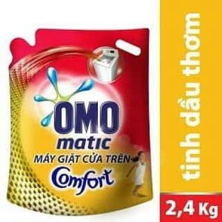Nước giặt omo hương comfort 2,4l.  của ngoclinh443 tại 29 Nguyễn Hậu, Quận Tân Phú, Hồ Chí Minh - 3191639