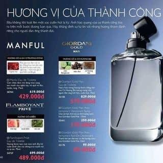 Nước hoa của phamkevjn tại Khánh Hòa - 1696845