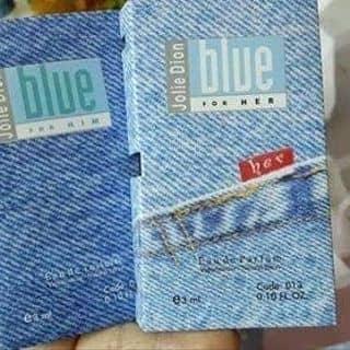 Nước hoa Blue xanh Nam - Nữ của hahashop tại 524T Khu Vực Thạnh Lợi,  P.Hưng Phú, Quận Cái Răng, Cần Thơ - 3445479