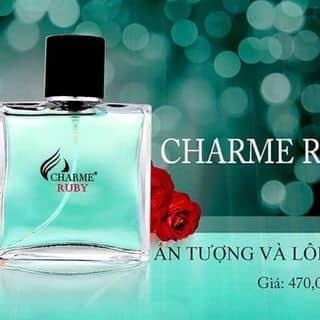 Nước Hoa Charme Ruby 50ml của chauchau121 tại Hồ Chí Minh - 3394050