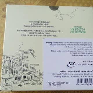 Nước Hoa Fantasy French  của tymon123 tại Hồ Chí Minh - 3752571