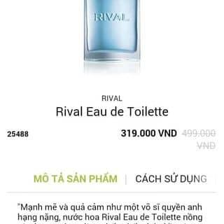 Nước hoa nam của letuye tại Shop online, Thành Phố Huế, Thừa Thiên Huế - 2297627