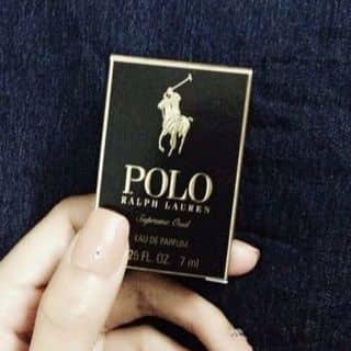 Nước hoa nam Polo mini. Có sẵn  của duong2101 tại Phú Yên - 1231291