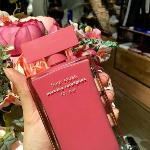 Nước Hoa Narciso Rodriguez Fleur Musc Forher Tại Helen Nt Của