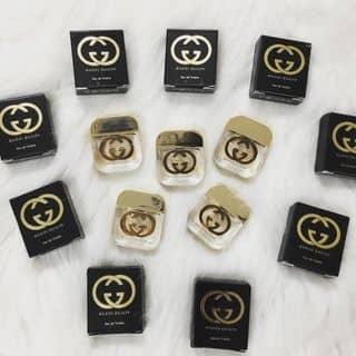 Nước Hoa Nữ Gucci Guilty Toilette Mini Có Hàng 5ml của thovo tại Hồ Chí Minh - 2696534